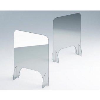 Изображение Защитный экран для мастера маникюра и педикюра