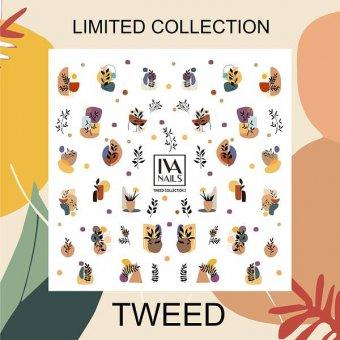 "Изображение Слайдер-дизайн IVA nails ""Tweed"" №2"