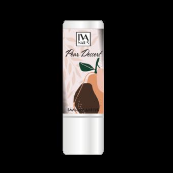 Изображение Бальзам для губ IVA nails Pear Dessert