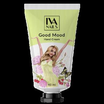 """Изображение Крем для рук увлажняющий IVA nails """"Good Mood"""" (40мл.)"""