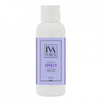 Изображение Жидкость для снятия лака Super Effect 100 мл.