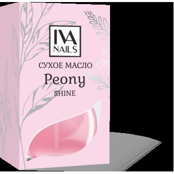 Изображение Сухое масло Peony с шиммером 12 ml
