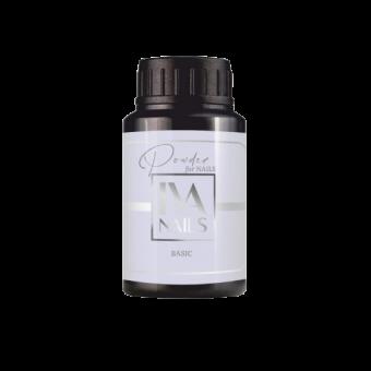 Изображение Powder for nails BASIC 30ml (Идеальная каучуковая база)