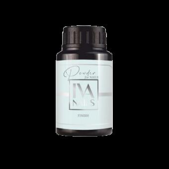 Изображение Powder for nails FINISH 30ml (Идеальный каучуковый топ)