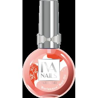 """Изображение Маникюрное питательное масло IVA nails PERFUME """"Burlesque"""" 12 мл."""