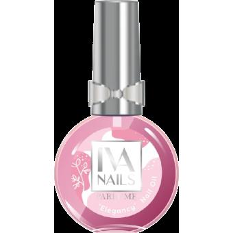 """Изображение Маникюрное питательное масло IVA nails PERFUME """"Elegancy"""" 12 мл."""