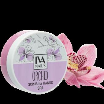 """Изображение Сахарный скраб для рук """"Orchid"""" 150мл"""