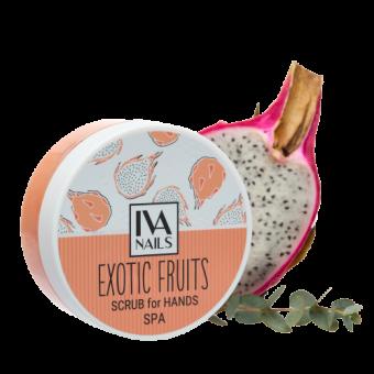 """Изображение Сахарный скраб для рук """"Exotic Fruits"""" 150мл"""