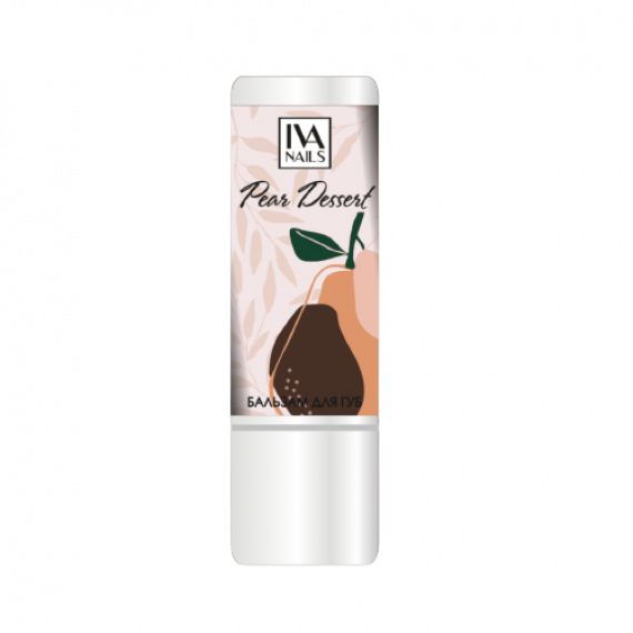 Бальзам для губ IVA nails Pear Dessert