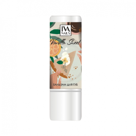 Бальзам для губ IVA nails Vanilla Sweet