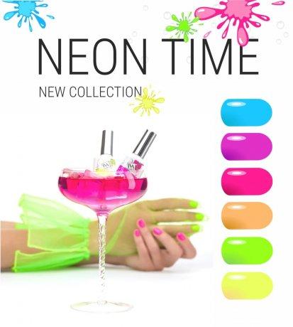 Новая коллекцию NEON TIME